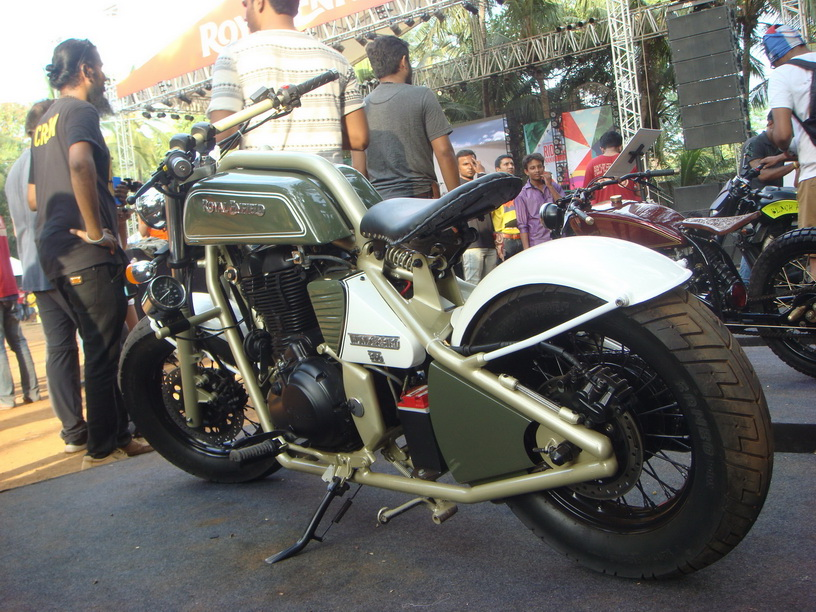 13-Custom built