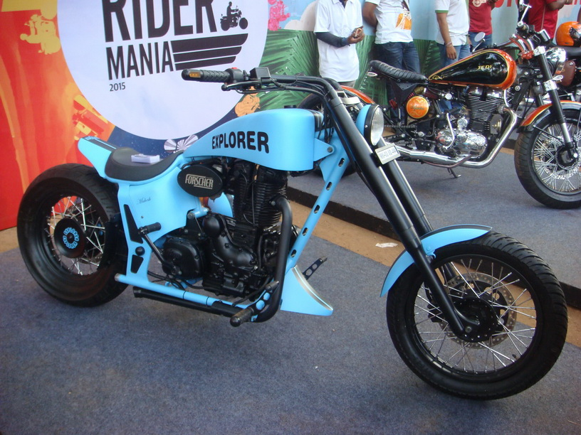 15-Custom built