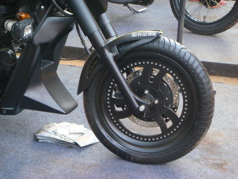 20-Custom built