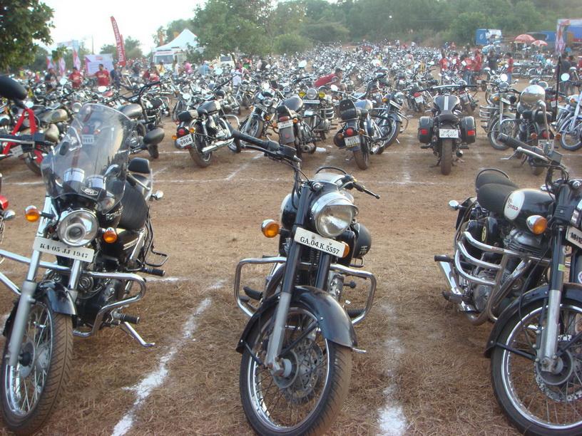 Parking lot N