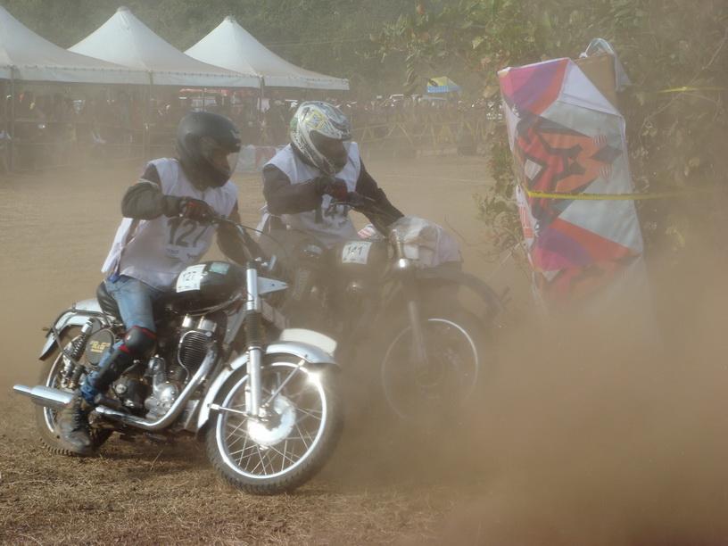 Sunday race