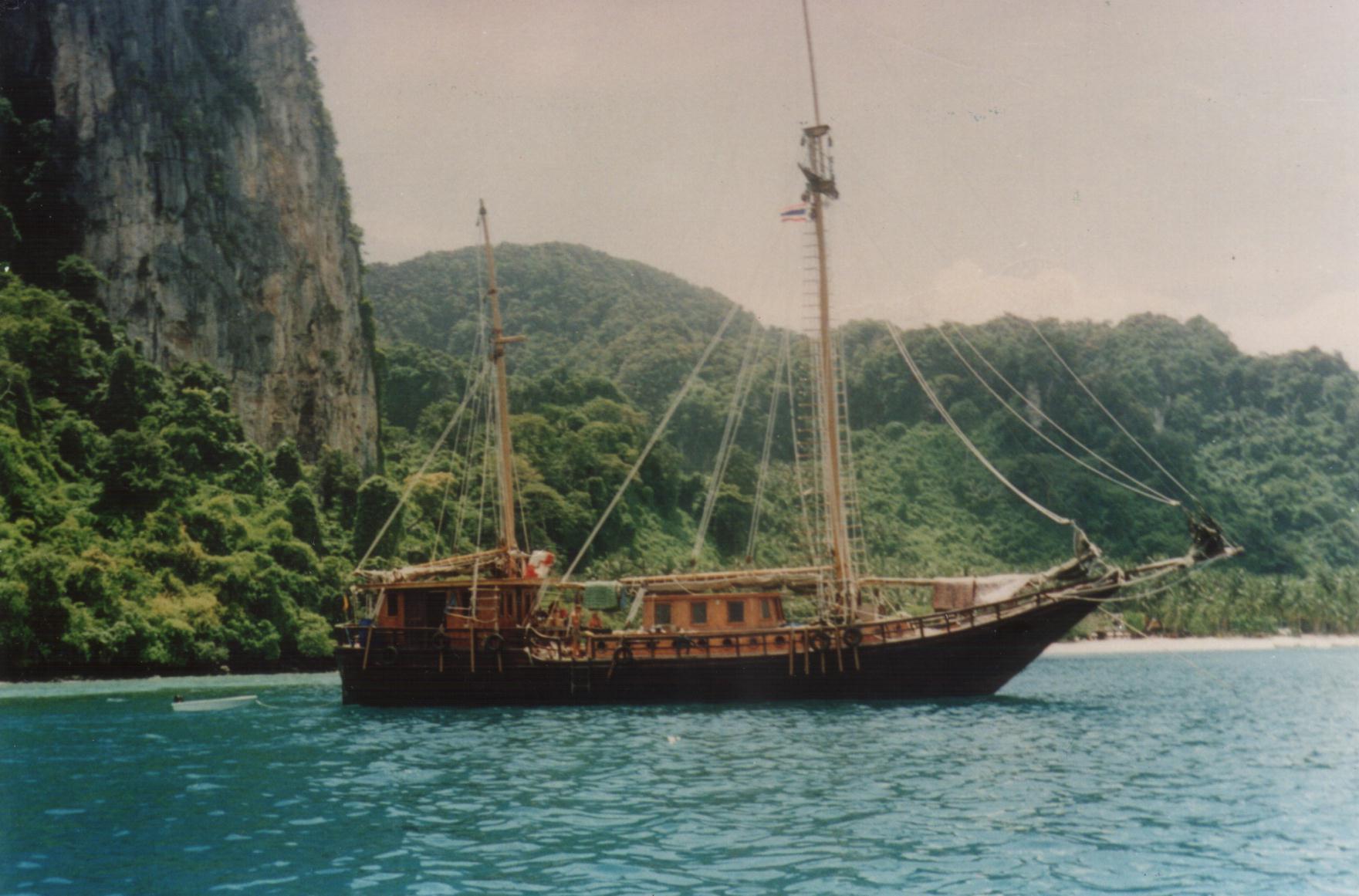 ANUSARA in Railey / Thailand
