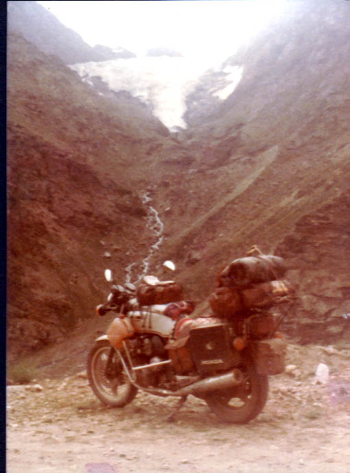 Glacier HP / India  1981