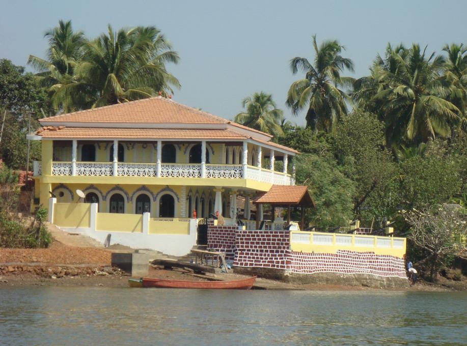 River Villa